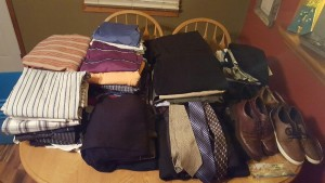 Clothing Drive 2016-3