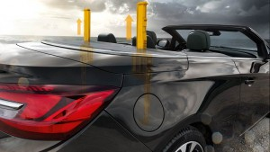 2016 Buick Cascada Automated Rollover Pop-Up Bars