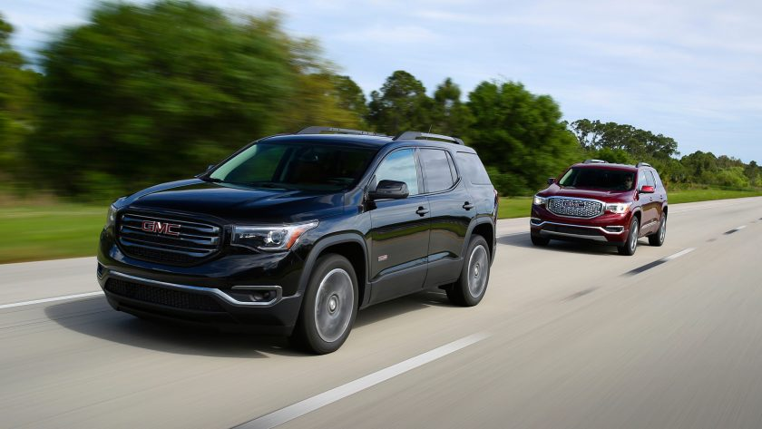 2017 GMC Acadia Features Rear Seat Reminder Technology