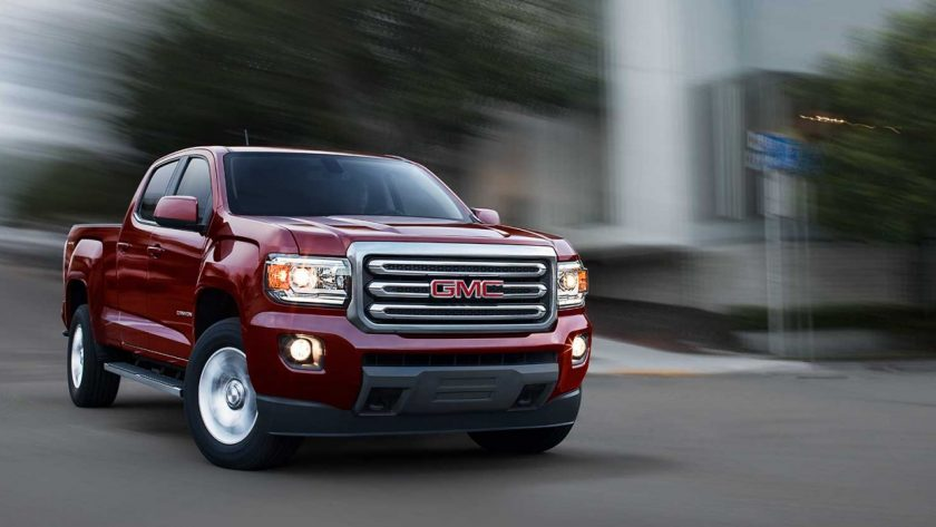GM To Build 40,000 Additional Colorados & Canyons in 2017