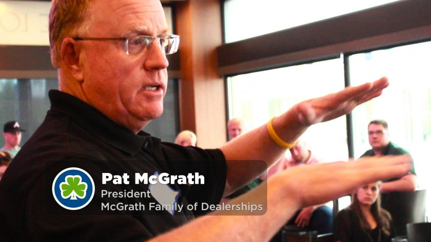 McGrath Auto: Growing Company, Growing People