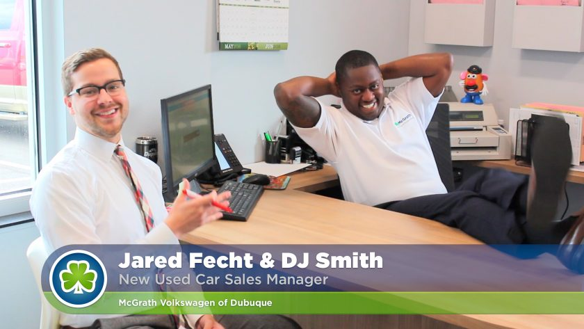 Who is DJ Smith?