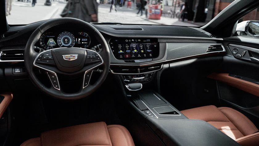 "GM ""Surround Vision"" Debuts In Cadillac CT6"