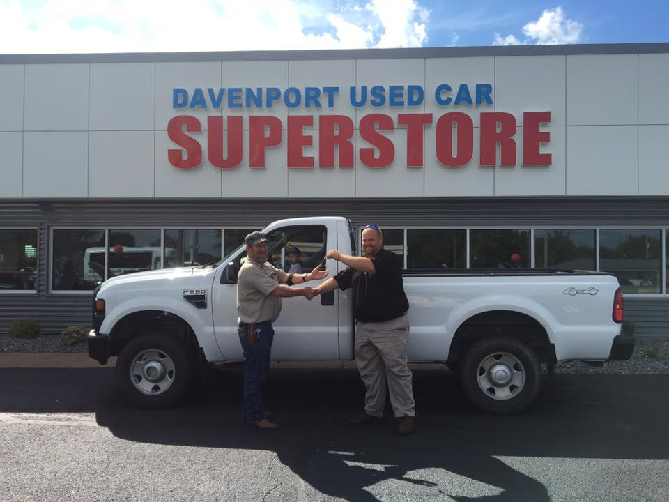 davenport used car superstore opens today mcgrath auto blog. Black Bedroom Furniture Sets. Home Design Ideas