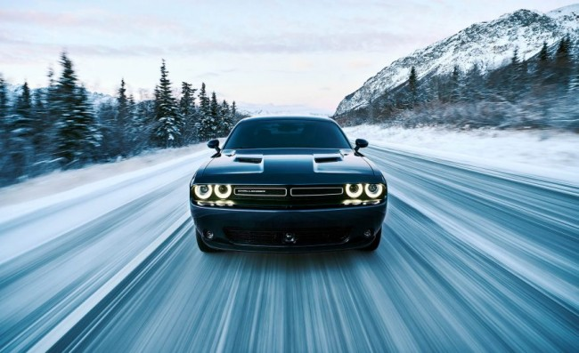 American Muscle…Now With All-Wheel Drive!