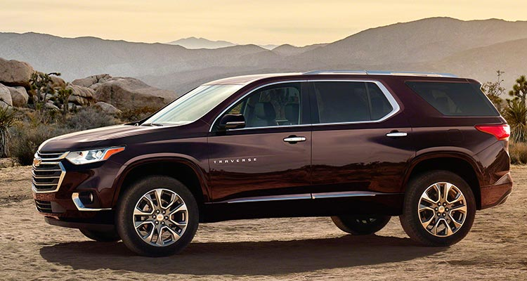 2018 Chevrolet Traverse : My Traverse Story - McGrath Auto ...