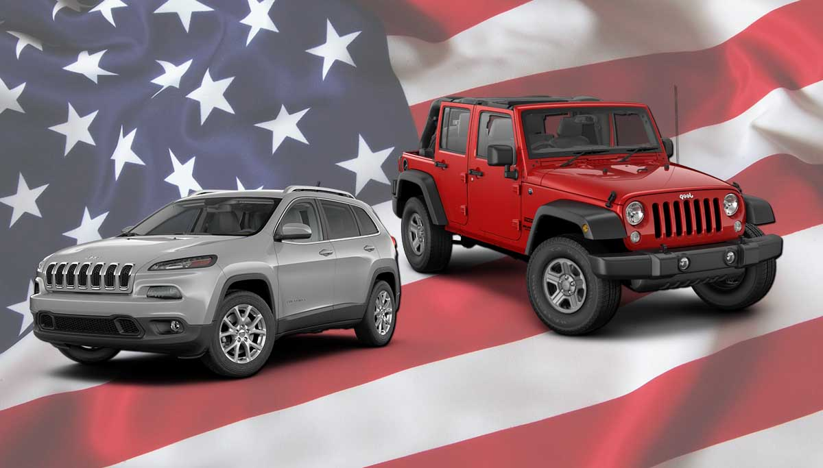 jeep at the top of list of american made vehicles mcgrath auto blog. Black Bedroom Furniture Sets. Home Design Ideas