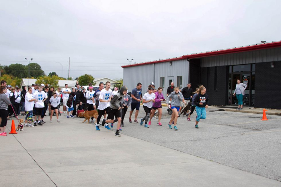 3rd Annual McGrath 5K