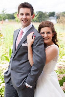 Brad Mackey and Wife, Andrea