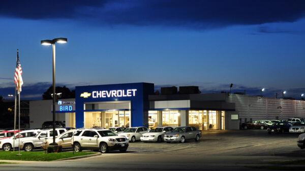 Bird Chevrolet Building