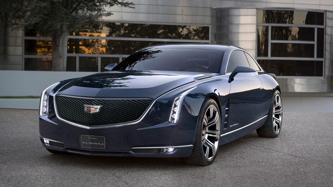 Cadillac Elmiraj Concept Car