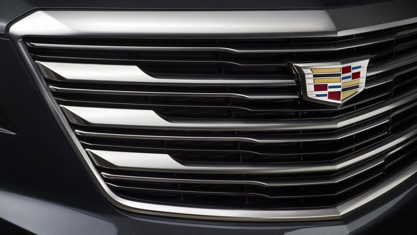 Cadillac Unveils Potential Future Logo on Concept Car