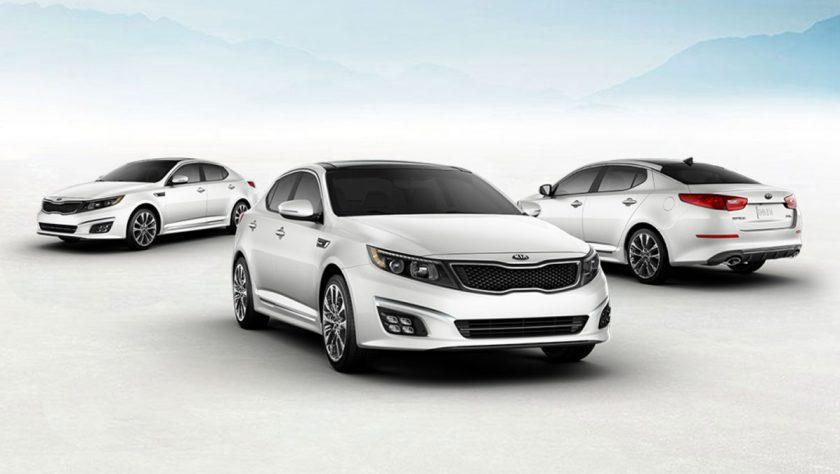 2014 Kia Optima Comparison: LX or EX?