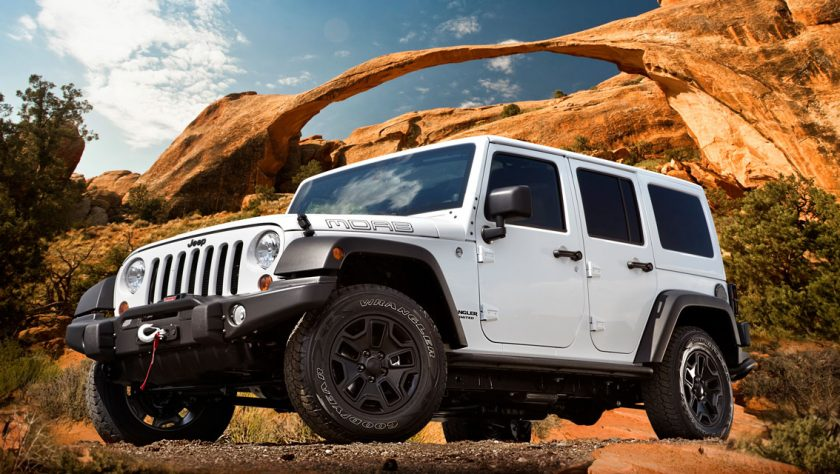 Jeep's Future Was Shown in the Moab Desert