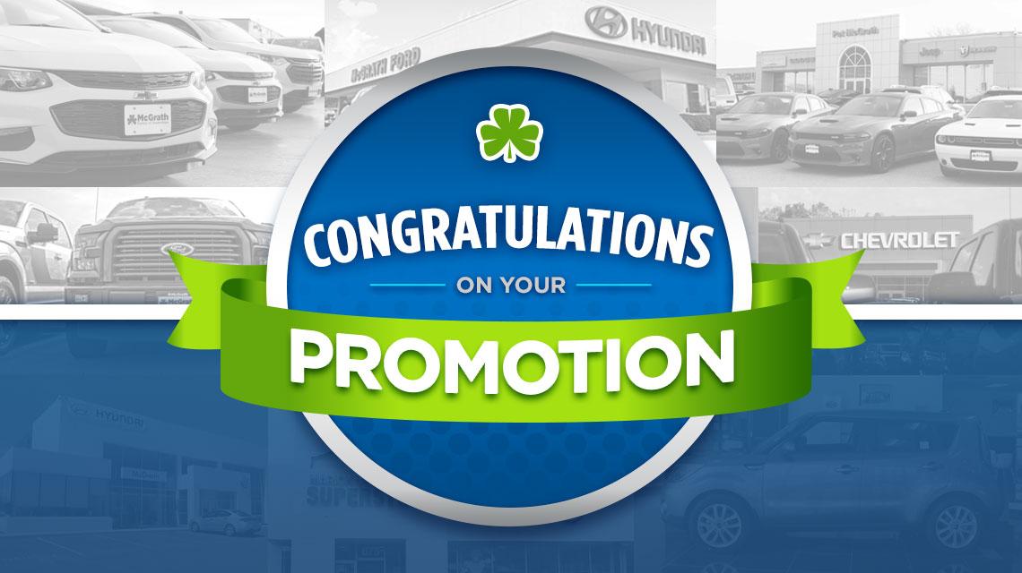 Staff Promotion