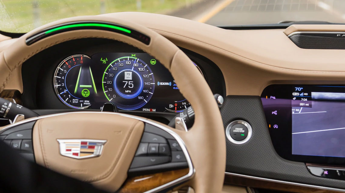 Cadillac Super Cruise