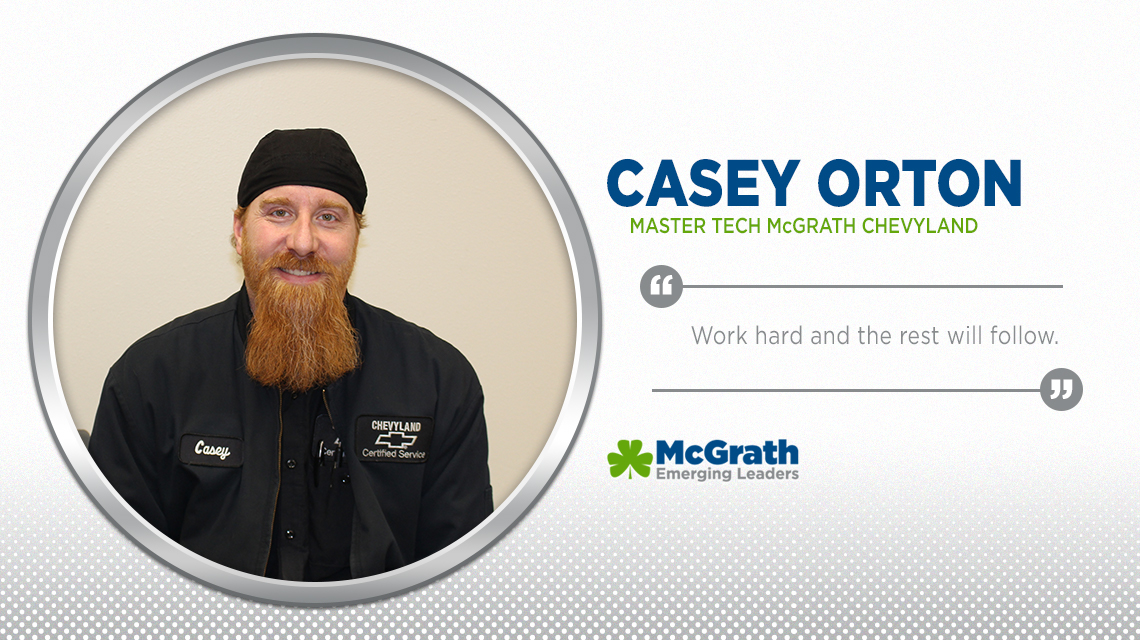 Casey Orton