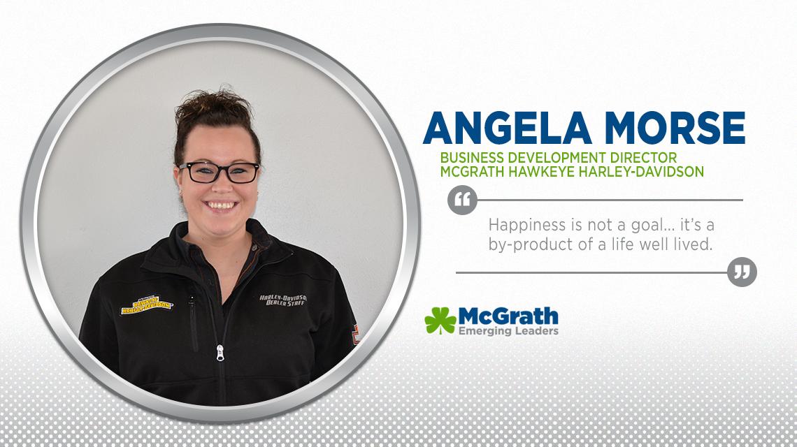 Angela Morse