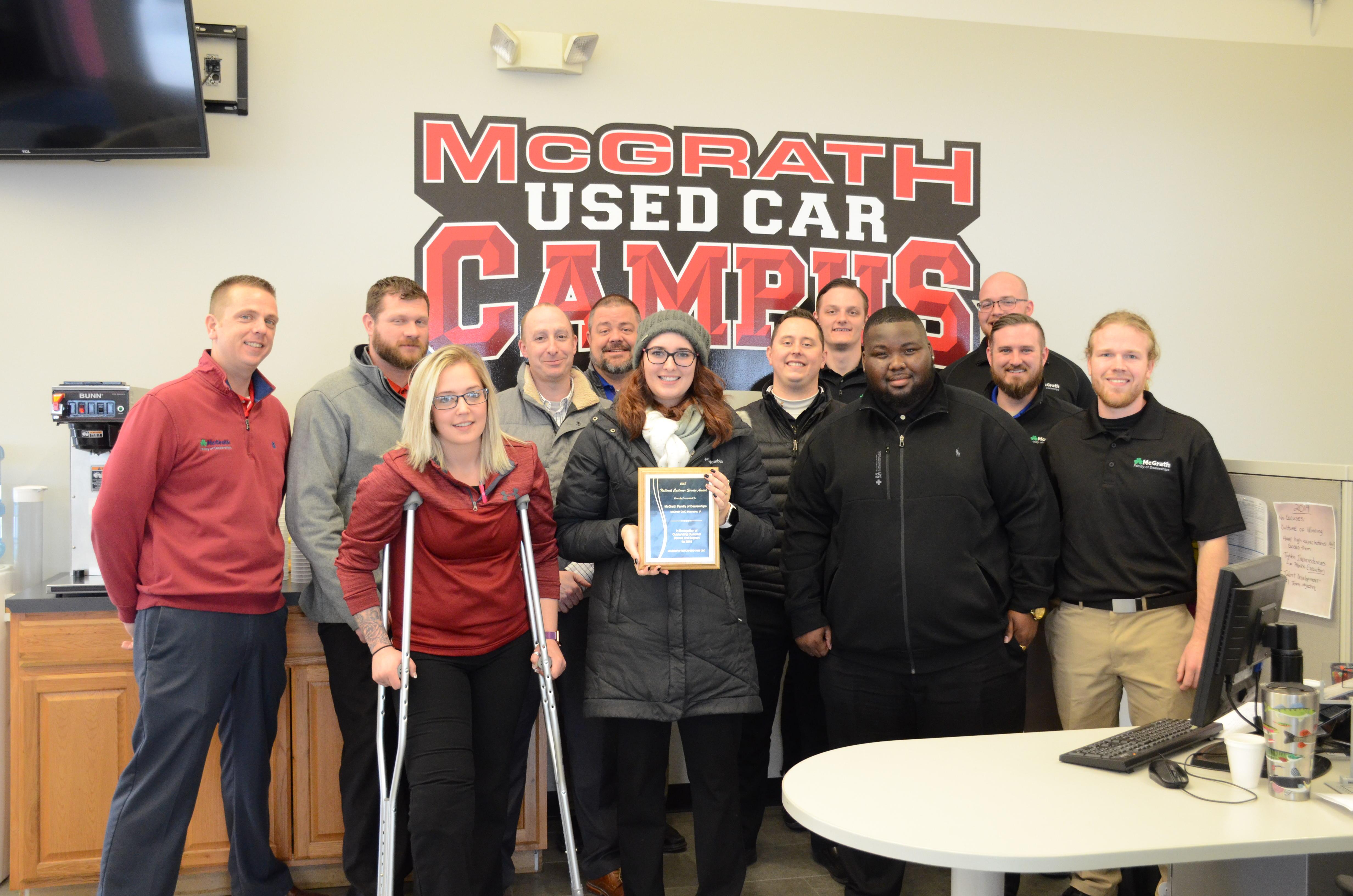 Used Car Campus Team