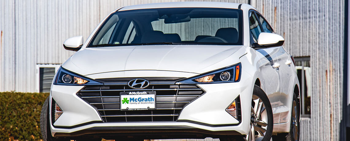 2019 Hyundai Elantra for sale in Cedar Rapids