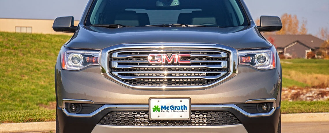 2019 GMC Acadia for sale in Iowa