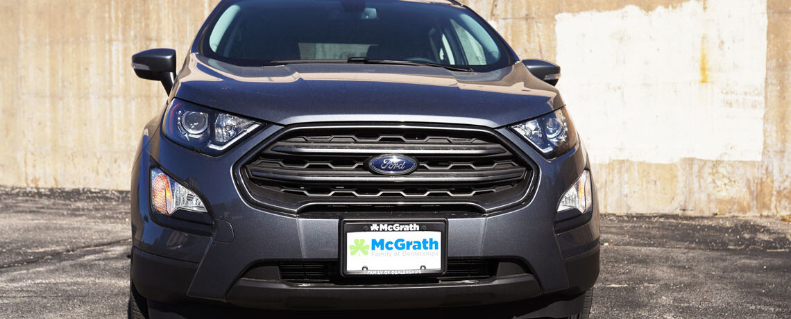 2019 Ford EcoSport in Cedar Rapids Iowa