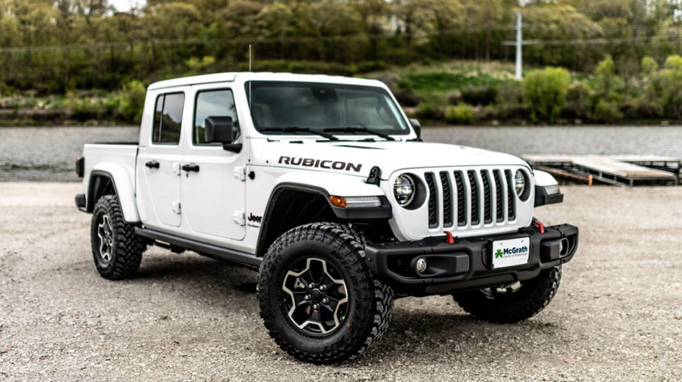 All New 2020 Jeep Gladiator for sale in Iowa