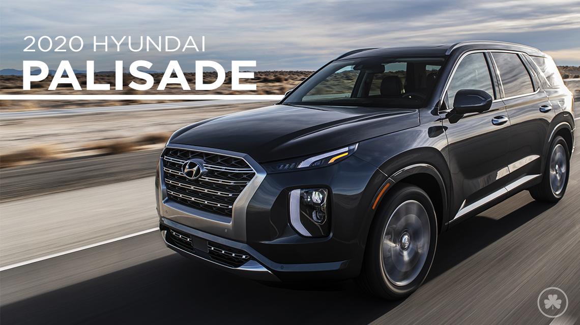 2020 Hyundai Palisade - McGrath Auto Blog