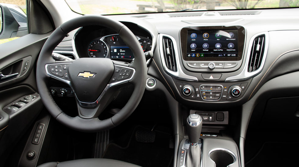 2019 Chevy Equinox Dashboard