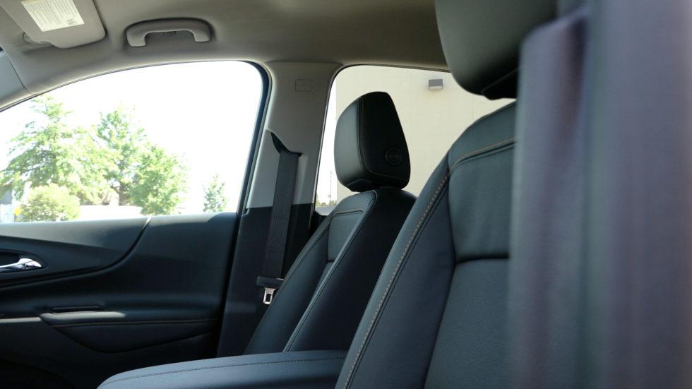 2019 Chevy Equinox interior seating
