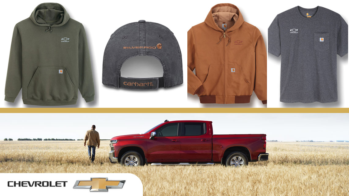 Chevy Carhartt Collection