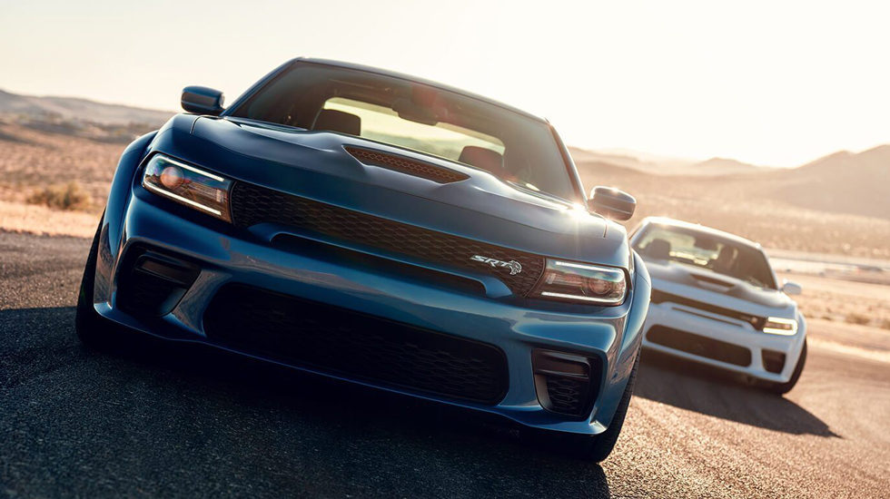 Dodge Charger Racing