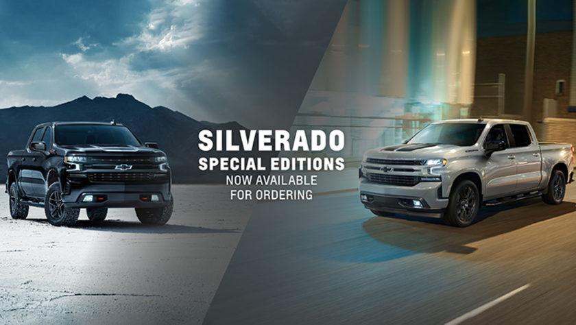 Silverado Special Editions