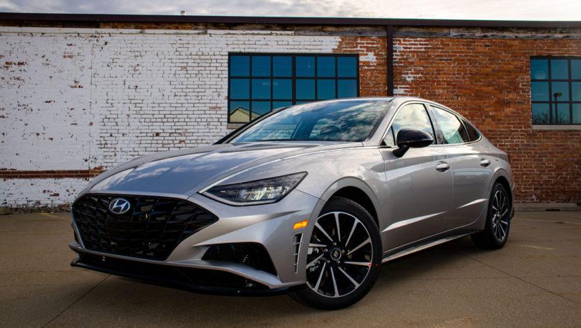 2020 Hyundai Sonata redesign