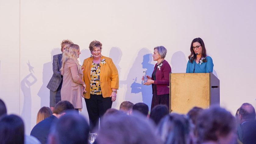 Ashlee Spencer women of innovation award