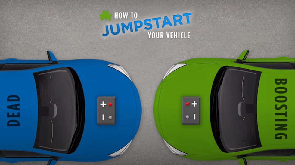 How to Jumpstart Your vehicle