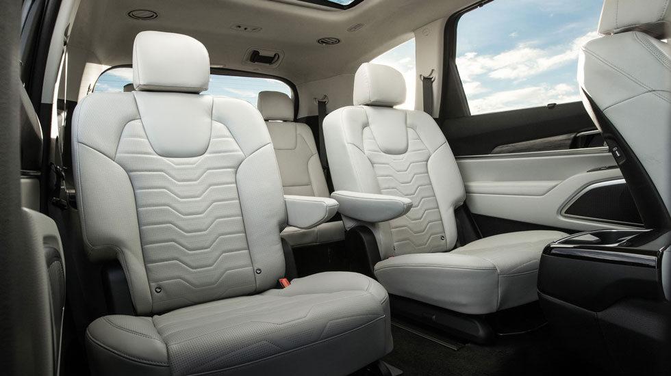 Kia Telluride seating