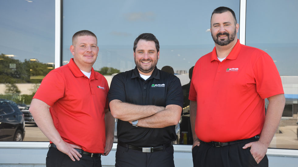 McGrath Chevyland Team