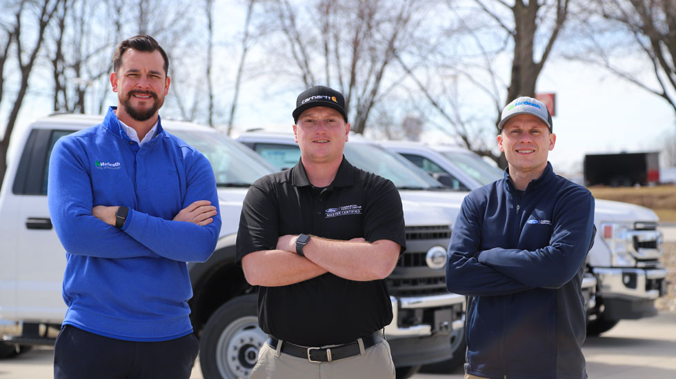 McGrath Ford Fleet Team