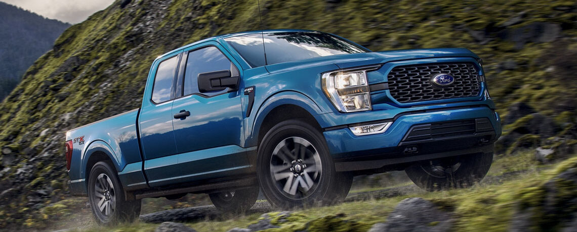 What's New on the 2021 Ford F-150