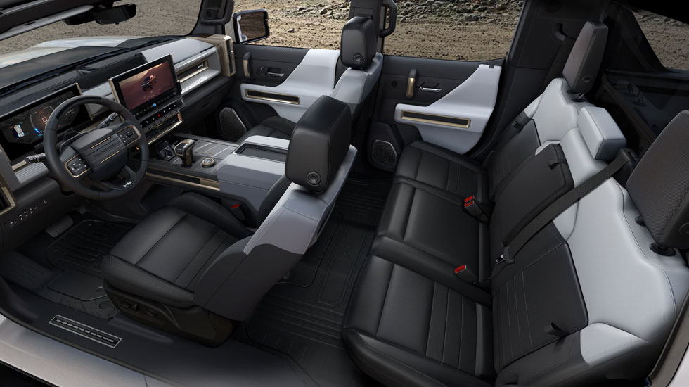 2022 GMC Hummer EV Reveal - McGrath Auto Blog