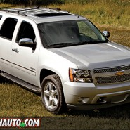 2012 Chevy Tahoe Vehicle Profile