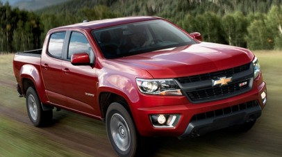 Most Fuel Efficient Trucks: Duramax Diesel GMC Canyon and Chevrolet Colorado