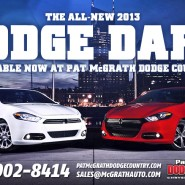 All New Dodge Dart Gallops into Cedar Rapids Dealership