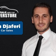 Meet Emerging Leader Irfan Djaferi!