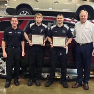 McGrath Auto Technicians Receive IADA Scholarship