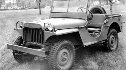 The History of the All-American Jeep Wrangler