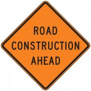 Spring Means Road Construction Season Starting