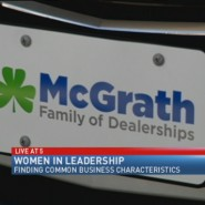 McGrath Featured for Women in Leadership Research