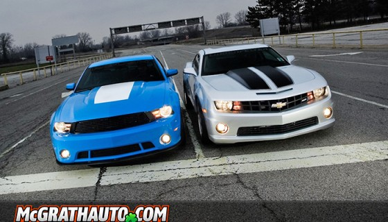 2011 chevrolet camaro ss vs ford mustang gt mcgrath auto blog. Cars Review. Best American Auto & Cars Review